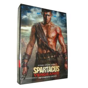 Spartacus: Vengeance Season 2 DVD Boxset