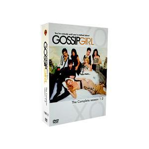 Gossip Girl Seasons 1-2 DVD Boxset