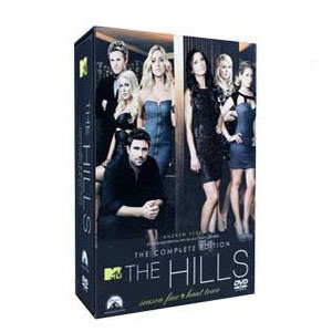 The Hills Seasons 1-6 DVD Boxset