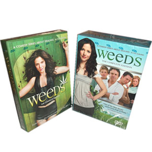Weeds Seasons 1-8 DVD Boxset