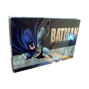 Batman Complete Series DVD Boxset