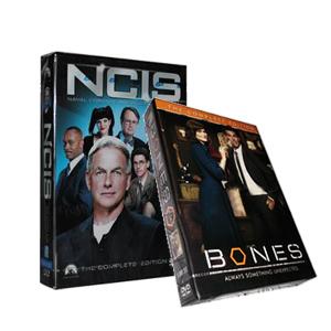 NCIS Season 9 & Bones Season 7 DVD Boxset