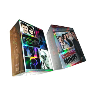 Bones Seasons 1-7 & Criminal Minds Seasons 1-7 DVD Boxset