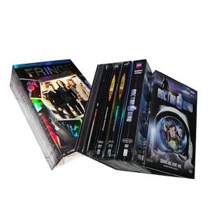 Doctor Who Seasons 1-7 & Fringe Seasons 1-5 DVD Boxset