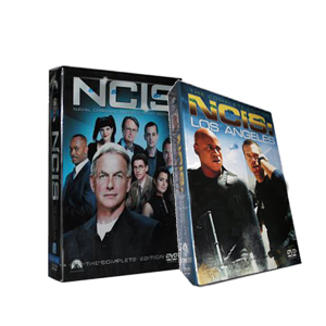 NCIS Season 9 & NCIS Los Angeles Season 3 DVD Boxset