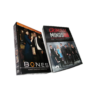 Criminal Minds Season 9 & Bones Season 9 DVD Boxset