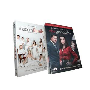Modern Family Season 3 & The Good Wife Season 3 DVD Boxset