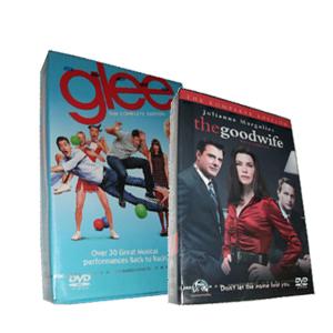 Glee Season 3 & The Good Wife Season 3 DVD Boxset