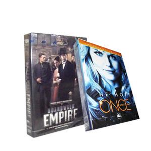 Once Upon A Time Season 1 & Boardwalk Empire Season 2 DVD Boxset