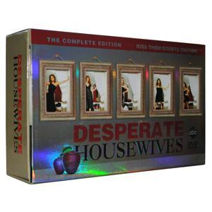 Desperate Housewives Seasons 1-8 DVD Boxset