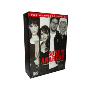 Sons of Anarchy Complete Seasons 1-5 DVD Boxset