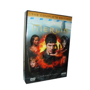 Merlin Season 5 DVD Boxset