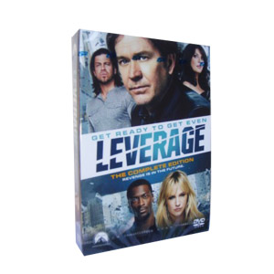 Leverage Season 5 DVD Boxset
