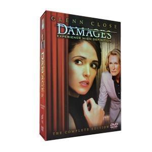 Damages Seasons 1-3 DVD Boxset