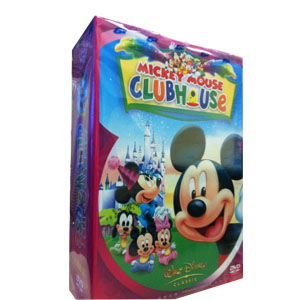 Mickey Mouse Clubhouse DVD Boxset
