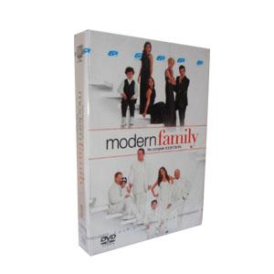 Modern Family Season 4 DVD Boxset