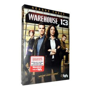 Warehouse 13 Season 3 DVD Boxset
