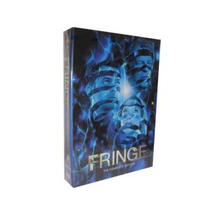 Fringe Season 5 DVD Boxset