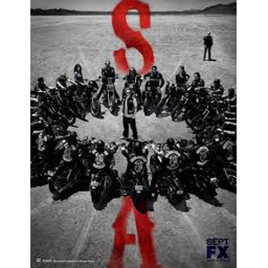 Sons of Anarchy Season 6 DVD Boxset