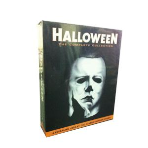 Halloween Seasons 1-10 DVD Boxset