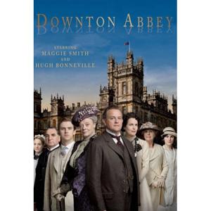 Downton Abbey Season 4 DVD Boxset