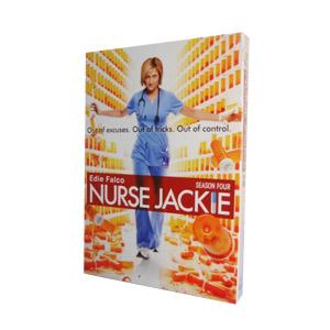 Nurse Jackie Season 4 DVD Boxset