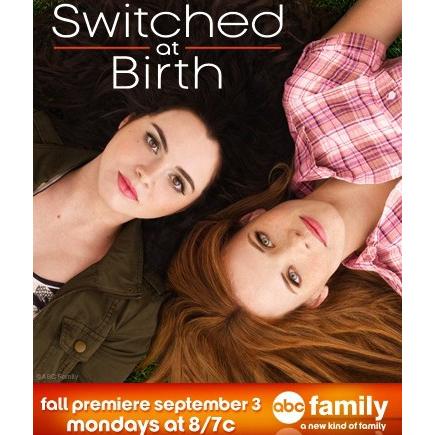 Switched at Birth Seasons 1-2 DVD Boxset