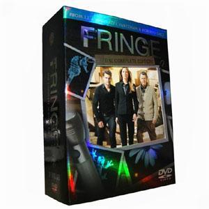 Fringe Season 1-5 DVD Boxset