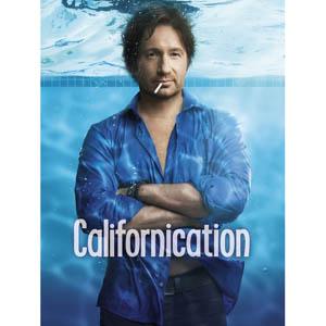 Californication Seasons 1-6 DVD Boxset
