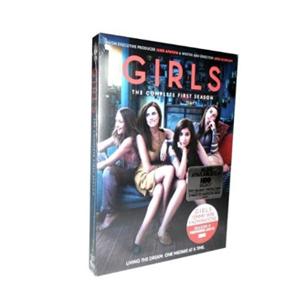 Girls Season 1 DVD Boxset