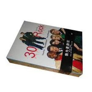 30 ROCK Season 3 DVD Boxset