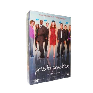 Private Practice Season 6 DVD Boxset