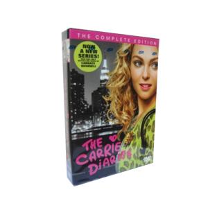 The Carrie Diaries Season 1 DVD Boxset
