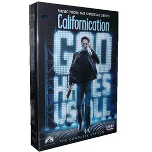 Californication Season 6 DVD Boxset