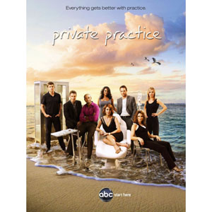 Private Practice Seasons 1-6 DVD Boxset