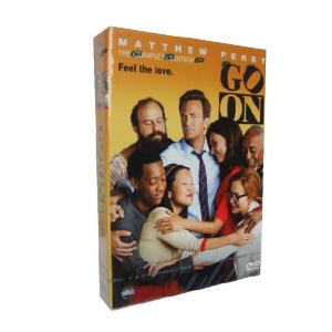 Go On Season 1 DVD Boxset