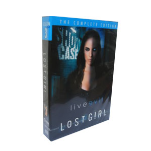 Lost Girl Season 3 DVD Boxset