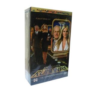 Project Runway Seasons 1-11 DVD Boxset