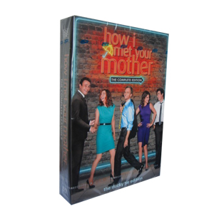 How I Met Your Mother Season 8 DVD Boxset