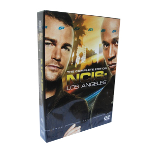 NCIS Los Angeles Season 4 DVD Boxset