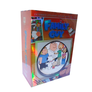 Family Guy Seasons 1-11 DVD Boxset