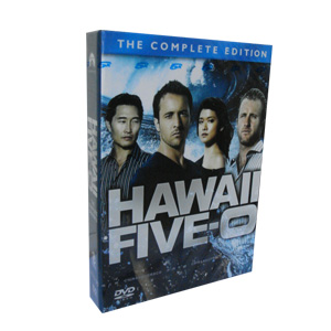Hawaii Five-0 Season 3 DVD Boxset