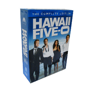 Hawaii Five-0 Seasons 1-3 DVD Boxset