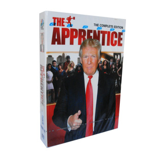 The Apprentice Season 13 DVD Boxset