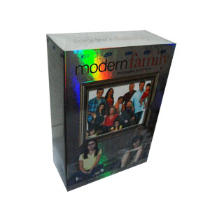 Modern Family Seasons 1-4 DVD Boxset