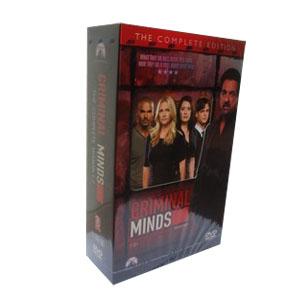Criminal Minds Seasons 1-8 DVD Boxset
