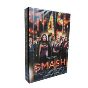 Smash Season 2 DVD Boxset