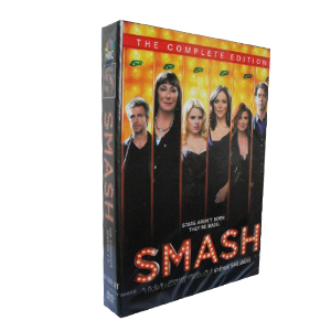 Smash Season 1-2 DVD Boxset
