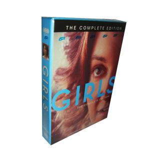 Girls Season 2 DVD Boxset