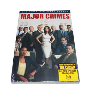 Major Crimes Season 1 DVD Boxset